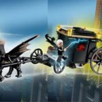 LEGO's Fantastic Beasts: Grindelwald's Escape movie tie-in set revealed