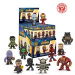 Funko unveils its Avengers: Infinity War Dorbz, Mystery Minis and Hero Plushies