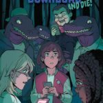 Preview of Goosebumps: Download & Die #1