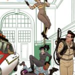 Preview of Ghostbusters: Crossing Over #1