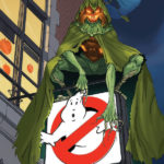 Preview of Ghostbusters Annual 2018