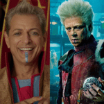 Jeff Goldblum wants to see The Grandmaster and The Collector interacting