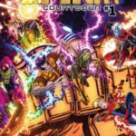 Trailer and preview for Marvel's Infinity Countdown #1