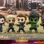 Hot Toys unveils its Avengers: Infinity War Cosbaby collectible bobble-heads