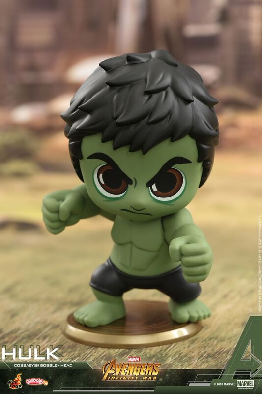 Hot Toys unveils its A...