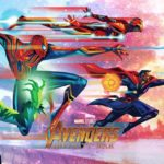 Avengers: Infinity War gets a batch of stylised illustrated posters