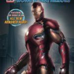 Preview of Iron Man: Hong Kong Heroes #1