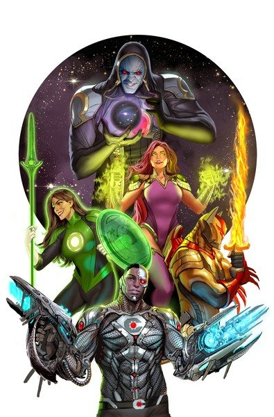 WonderCon: DC announces new Justice League Dark and Justice League Odyssey titles
