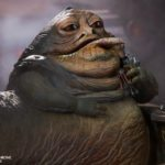 Sideshow's Jabba the Hutt deluxe figure from Star Wars: Return of the Jedi available to pre-order now