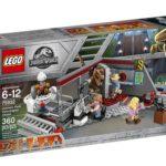LEGO unveils new Jurassic Park and Jurassic World: Fallen Kingdom sets