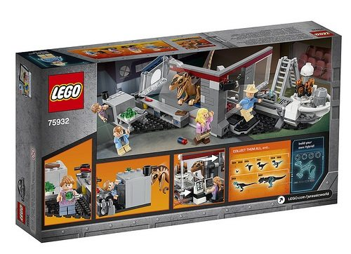 Lego Jurassic World Minikit And Amber Fossil Brick Locations Guide Page 8 Gamesradar