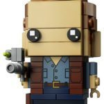 Jurassic World's Owen and Blue get the BrickHeadz treatment from LEGO