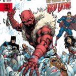 Preview of Justice League #41