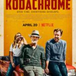 Poster and trailer for Kodachrome starring Jason Sudeikis, Elizabeth Olsen and Ed Harris