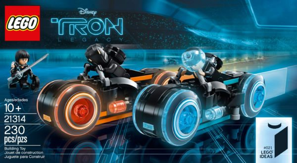 Cycle Unveiled TronLegacy Ideas Light Lego Officially Set dQxrotshCB