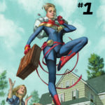 Marvel announces new The Life of Captain Marvel series