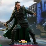 Thor: Ragnarok's Loki gets a Hot Toys Movie Masterpiece collectible figure