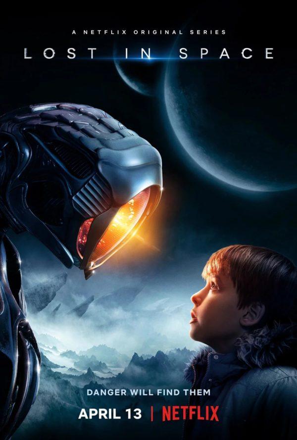 Resultado de imagem para lost in space netflix new poster
