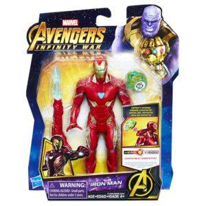 MARVEL-AVENGERS-INFINITY-WAR-6-INCH-Figure-Assortment-Iron-Man-in-pkg-300x300