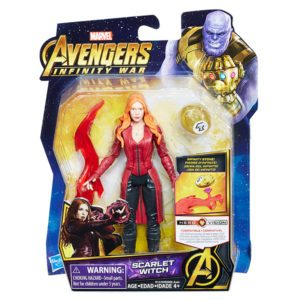 MARVEL-AVENGERS-INFINITY-WAR-6-INCH-Figure-Assortment-Scarlet-Witch-in-pkg-300x300