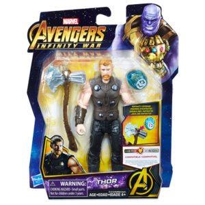 MARVEL-AVENGERS-INFINITY-WAR-6-INCH-Figure-Assortment-Thor-in-pkg-300x300