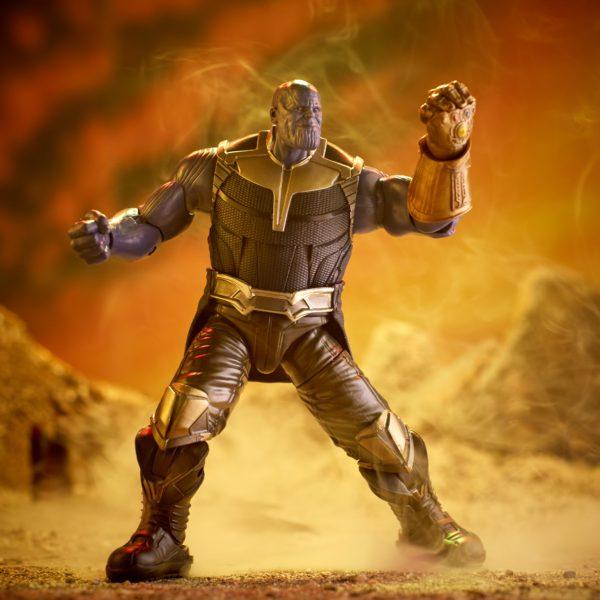 - Iron Man Marvel Legends Infinity War Series Hasbro Thanos