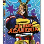 Anime Giveaway – Win My Hero Academia Season Two, Part One – NOW CLOSED