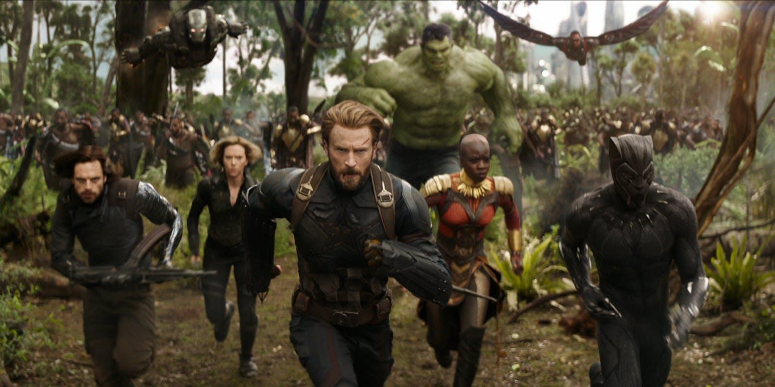 Infinity war hulk trailer