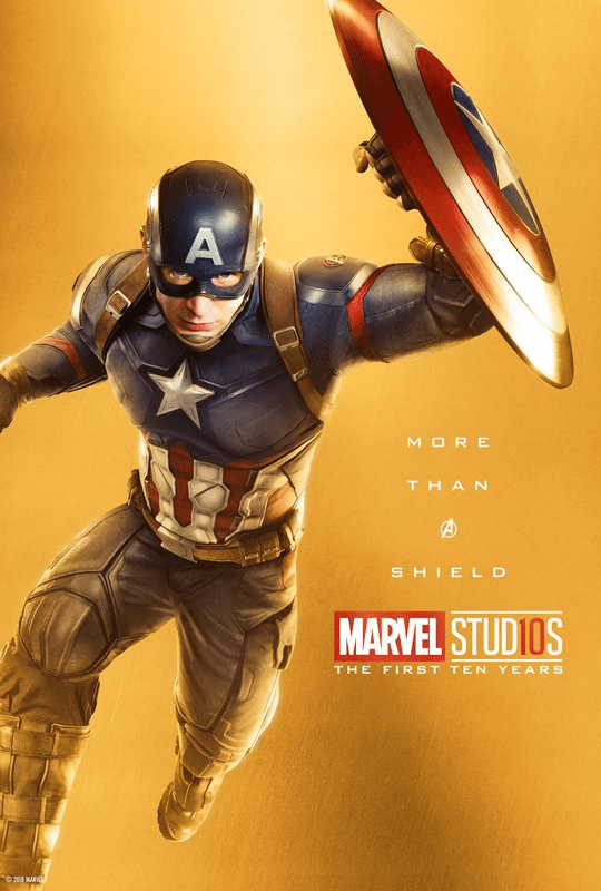 Marvel-10th-Anniversary-posters-1