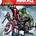 Preview of Marvel Comics Digest: Avengers vs. Thanos