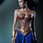Images of Megan Gale's Wonder Woman from George Miller's Justice League Mortal