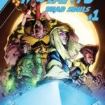 Preview of New Mutants: Dead Souls #1