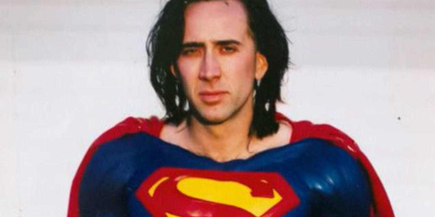 Nicolas Cage on finally playing Superman in Teen Titans Go! to the Movies