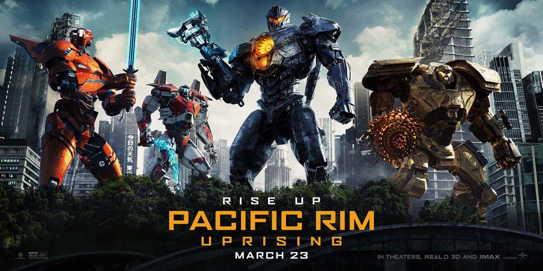 Pacific Rim Kinox