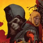 Preview of Planet of the Apes: Ursus #3