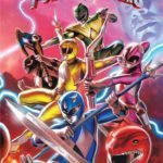 Preview of Saban's Power Rangers Artist Tribute