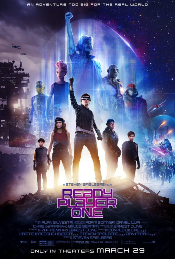 Image result for ready player one film