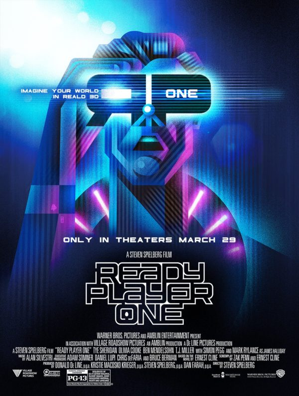 Ready Player One 2018 [CAM/TS] [Latino] [1 Link] [MEGA]