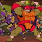 Watch the first trailer for Rise of the Teenage Mutant Ninja Turtles