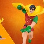 Sideshow unveils its New Teen Titans Robin collectible statue
