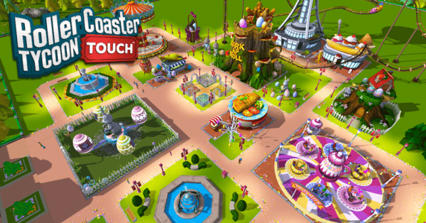 🎮 MOD APK - RollerCoaster Tycoon Touch MOD - v2 2 6