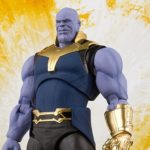 S.H. Figuarts' Avengers: Infinity War collectible action figures unveiled