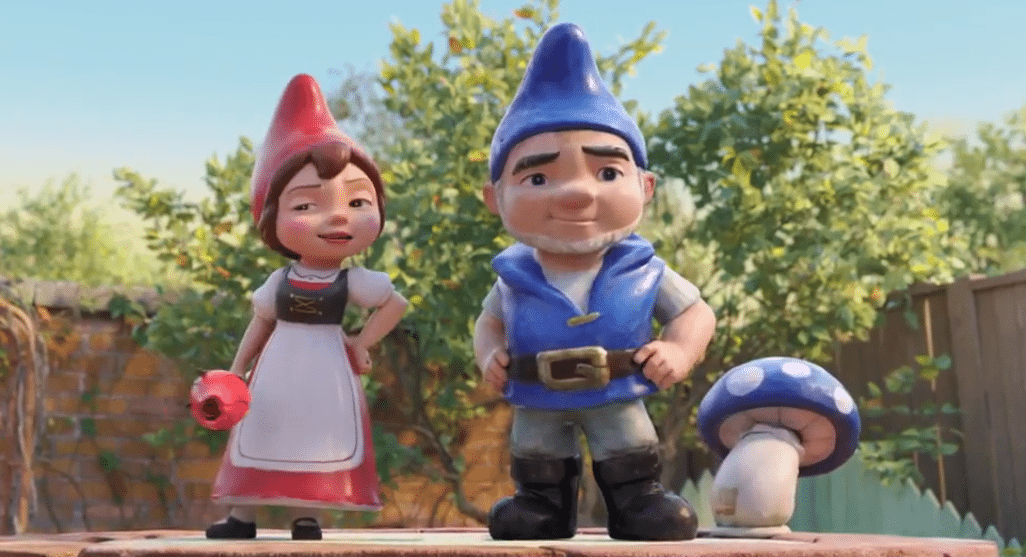 Animated Sequel Sherlock Gnomes Gets Two New Clips