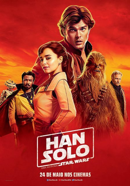 Solo A Star Wars Story International Posters And Blaster Free Variants