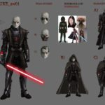 Concept art from cancelled Star Wars Battlefront 4 features Emperor Vader, Dark Luke and Obi-Wan, Jedi Maul and more