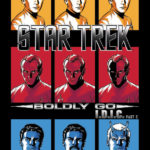 Preview of Star Trek: Boldly Go #17
