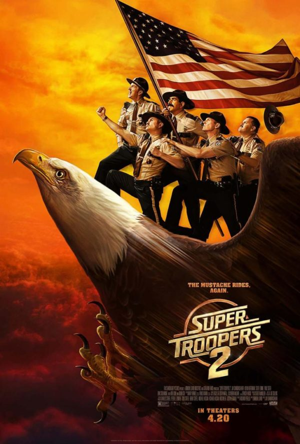 Super Troopers 2 gets a new poster