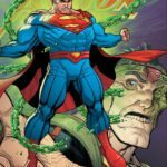 Comic Book Review – Superman – Action Comics: The Oz Effect Deluxe Edition