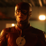 Watch a clip from tonight's episode of The Flash – 'Enter Flashtime'