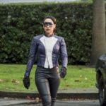Iris suits up in promo images for The Flash Season 4 Episode 16 – 'Run, Iris, Run'